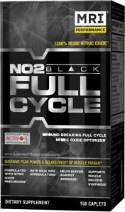 NO2 Black Full Cycle (150 капс)